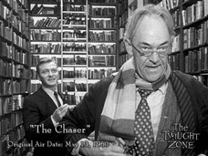 the chaser by john collier plot the plot of this short story is that, alan a young man who is madly in love with a woman diana who knows not a thing about alan and tries to poison diana, with a love potion in order to get diana to notice and fall in love with alan.