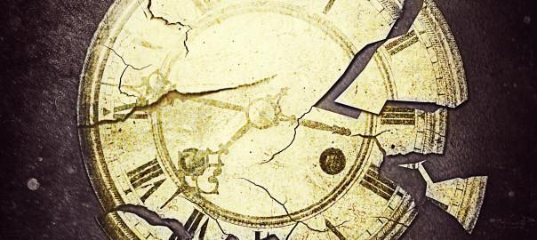The Broken Clock - EBook 3000 x 4500